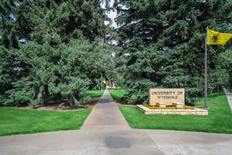 This home is located close to downtown & .4 mile to the University of Wyoming.