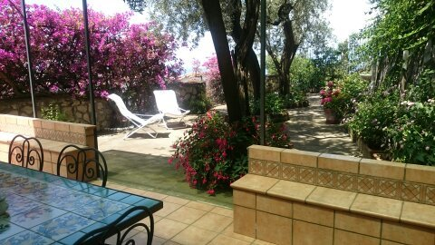 Villa Blugolconda  - Indipendent Villa - garden and views in Sorrento, holiday rental in Sorrento