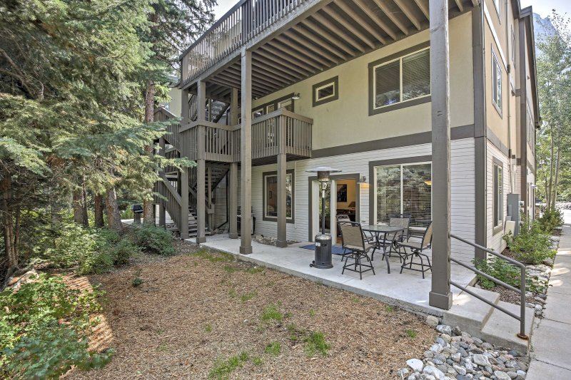 Mtn Abode w/Resort Amenities < 1Mi to DTWN Frisco!, holiday rental in Frisco