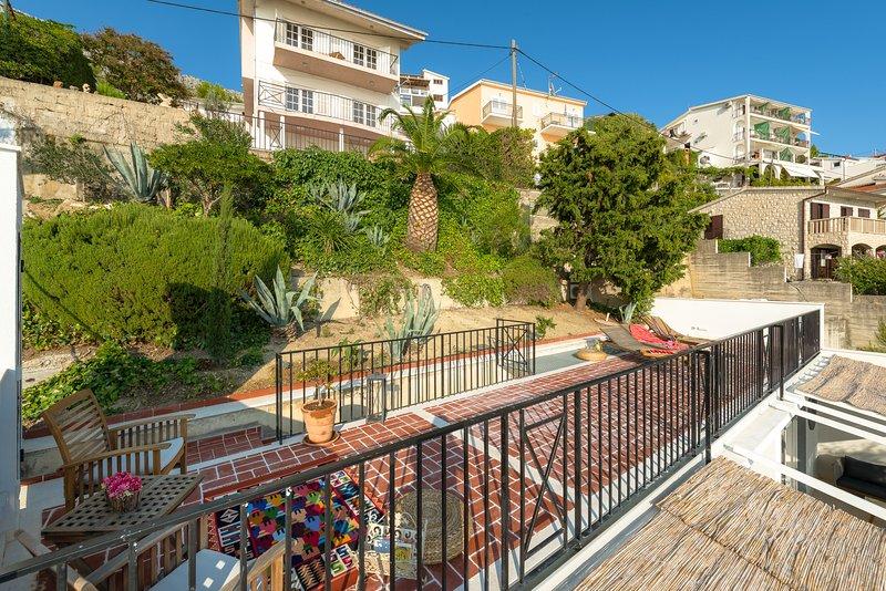terrasse annexe plage
