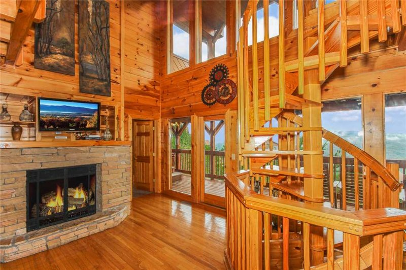 Grand View Lodge Updated 2019 3 Bedroom Cabin In Pigeon