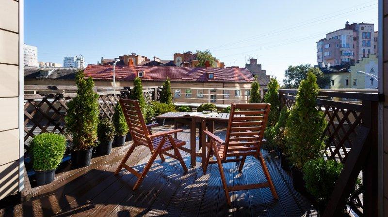 Crown39 - 2br, 3fl, terrace, # 35, vacation rental in Kaliningrad Oblast