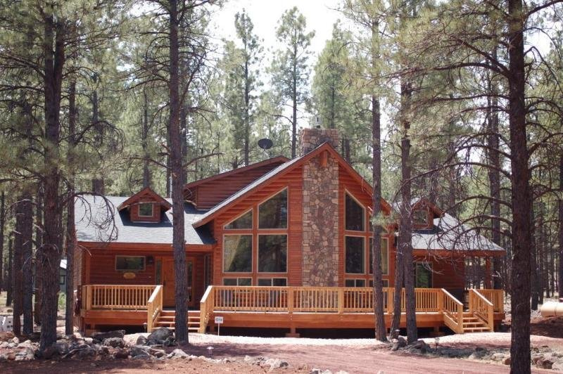 Bearly-A-Cabin Stunning! Spring Break Deals! Grand Canyon, Flagstaff, Williams, location de vacances à Williams