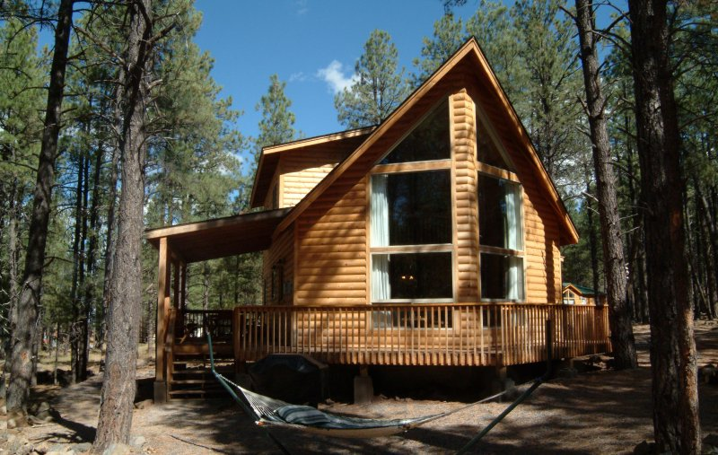 Moose Manor - Spring Break Time!  Luxury in Grand Canyon/Flagstaff Area, location de vacances à Williams