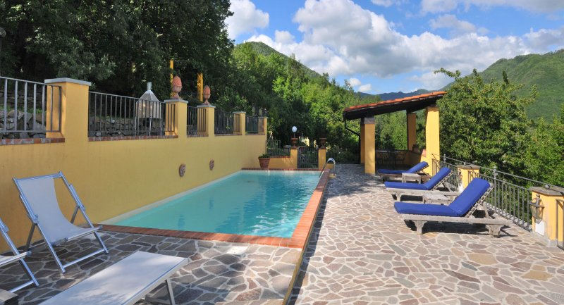 A wonderful holiday in the heart of Mugello, holiday rental in Vicchio