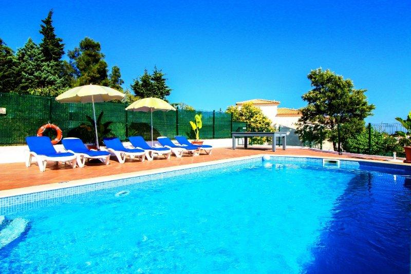 Holidays Praia de Carvoeiro Algarve, Vista mar, aluguéis de temporada em Lagoa