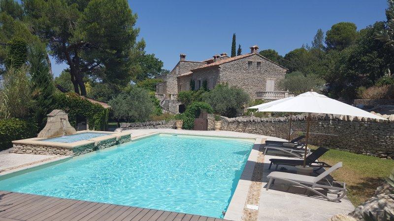 Gîte de charme en Provence