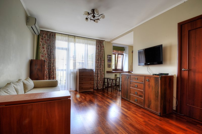 Design Apartments at Rechnoy vokzal with bar counter, holiday rental in Khimki