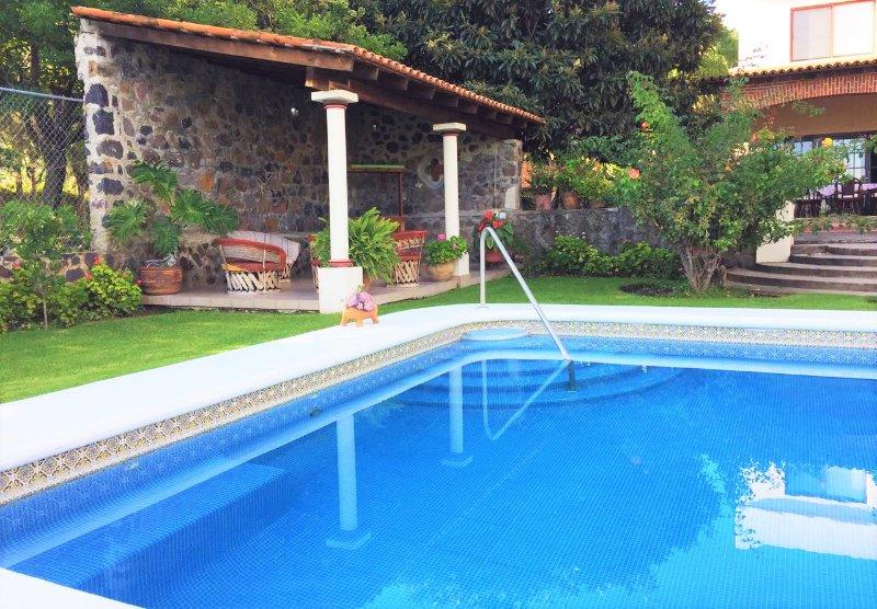 Villa Meli 1, alquiler de vacaciones en San Juan Cosalá