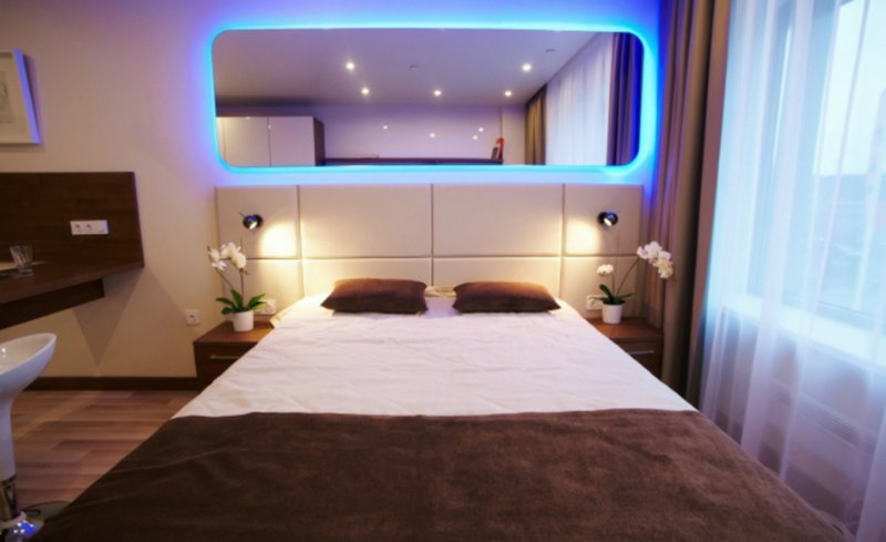New Design Apartments in hotel YE'S, holiday rental in Khimki