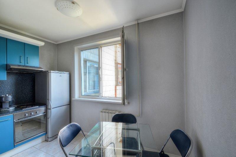 New white-style Apartments in Mitino, holiday rental in Dmitrovskoye