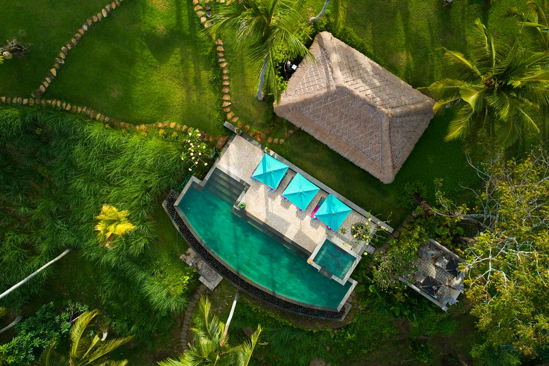 Villa Palem 5 Bedroom with TENNIS and SPA, holiday rental in Pupuan