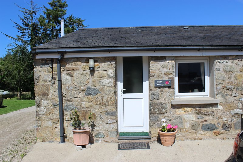 Rose Cottage (Pig Sty) sleeps 6, aluguéis de temporada em Abersoch