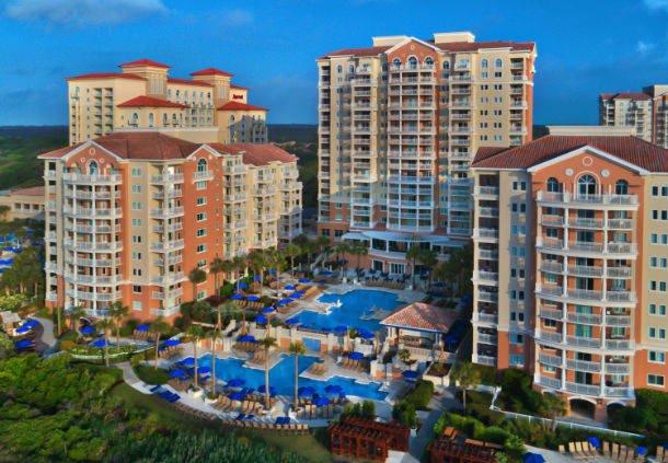 Este lujoso complejo ofrece más deseable de Marriott en los EE.UU.!