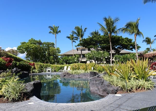 Waikoloa Beach Villas M2 - 2 Bedroom Very Quite - SPECIAL LOW RATES!!, holiday rental in Kohala Coast