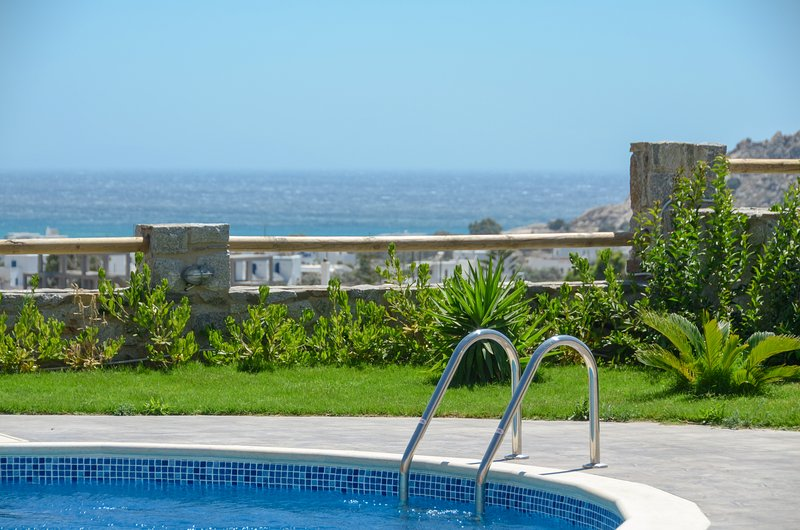 Naxos Luxury Villas, vacation rental in Naxos