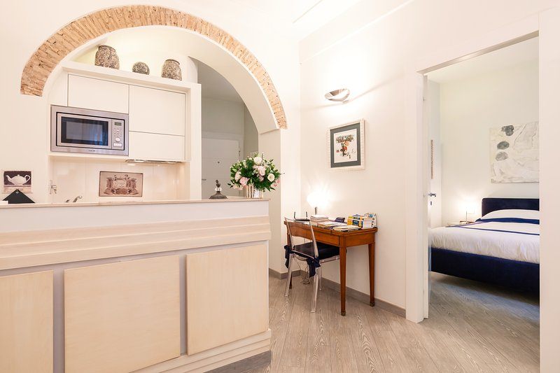 Central Rome Campo de' Fiori LUXURY HOME wonderful review - free wifi-, holiday rental in Rome