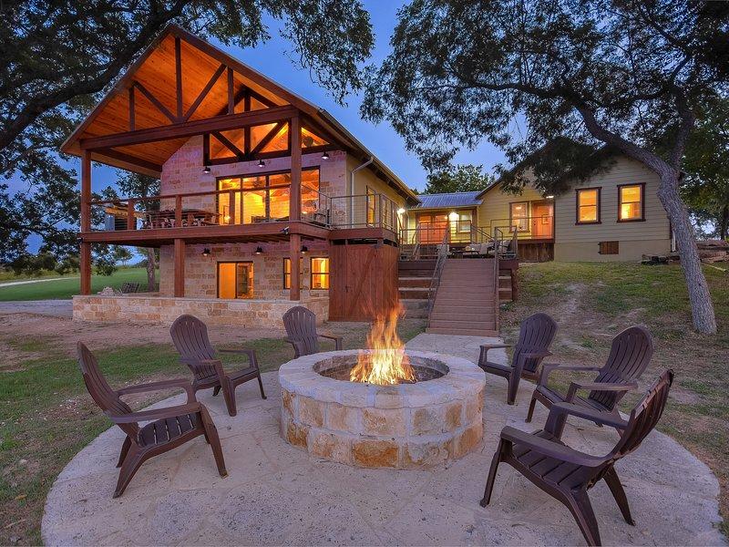 Blanco River Retreat, holiday rental in Blanco