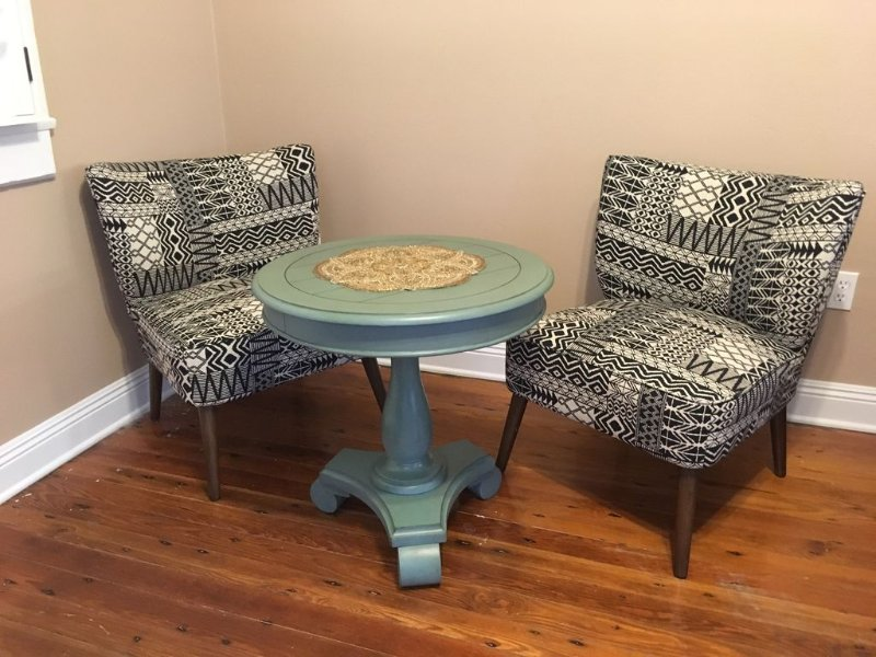 Seating for Two