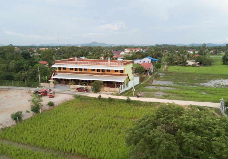 Nomad Working Space – semesterbostad i Kambodja
