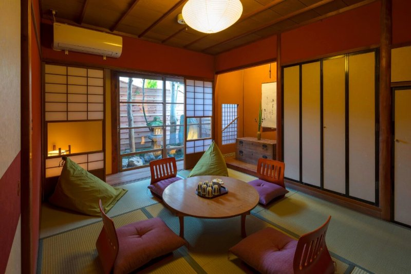 Cozy & Renovated traditional House x 2Bedroom x FREE WIFI x 6 GUESTS – semesterbostad i Kanazawa