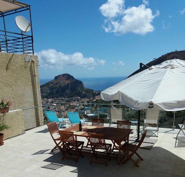 Il Gelsomino in Villa L'Arca, holiday rental in Gibilmanna
