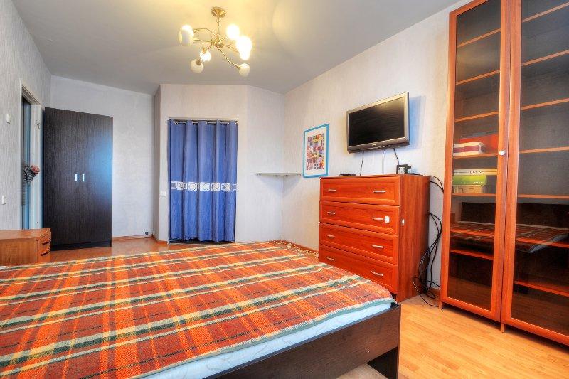 Apartment near metro Mitino, holiday rental in Khimki