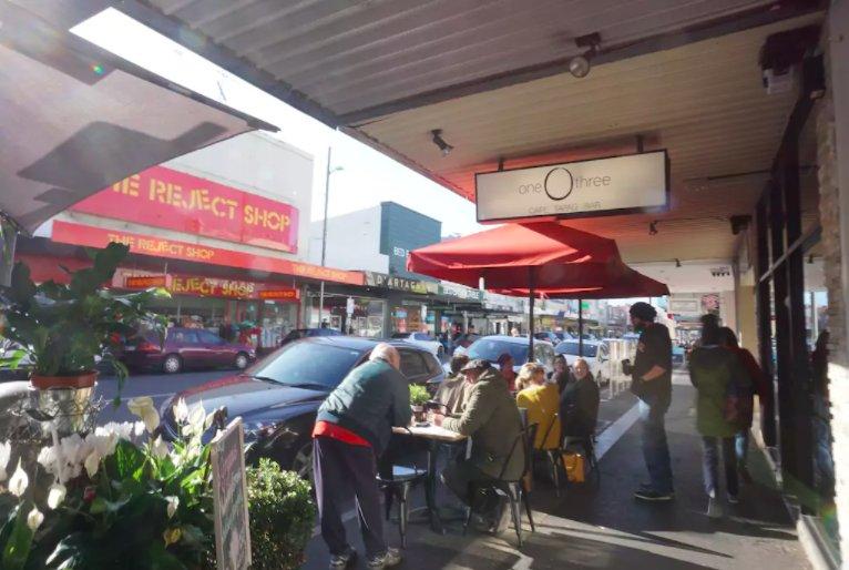 Vibrante Puckle Street, con ristoranti, caffè, bar, negozi, ecc Solo 1-min a piedi!