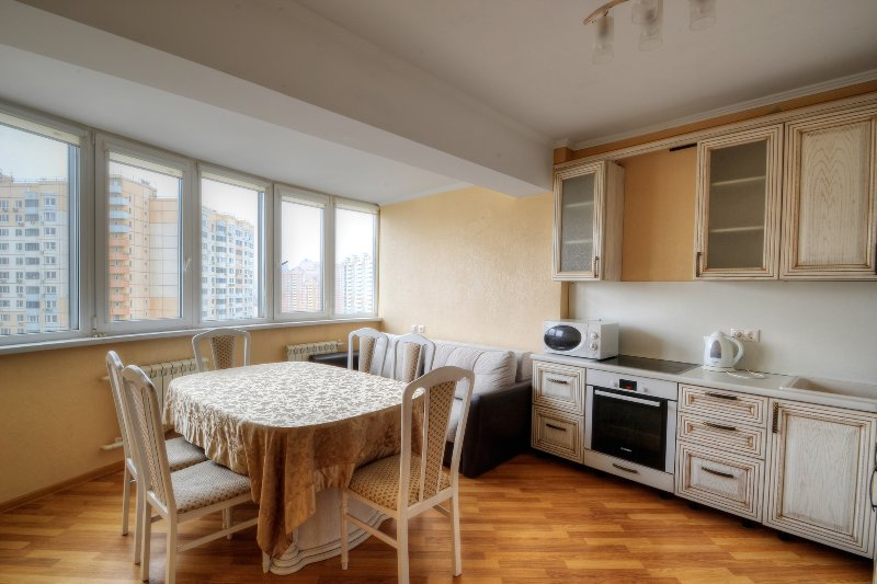 Spacious Apartments with two bedrooms near Crocus Expo, holiday rental in Dmitrovskoye