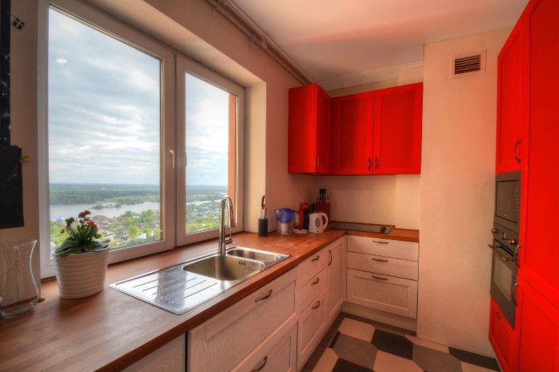 Loft style Apartments near Crocus Expo, holiday rental in Dmitrovskoye