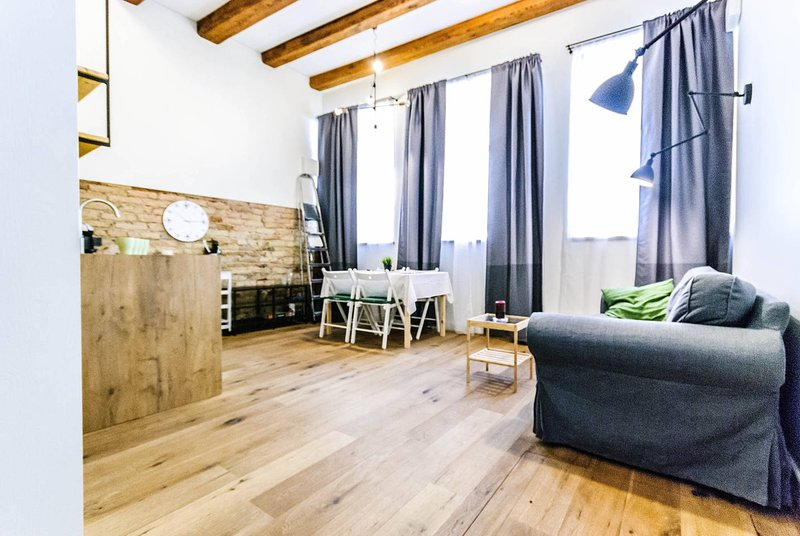 Apartment in old town+parking, vacation rental in Vilnius County