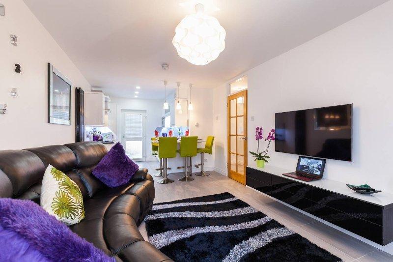 Salisbury Apartment, vacation rental in Belfast
