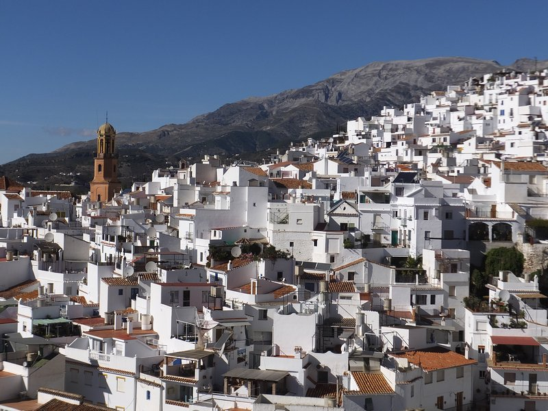 Fabulous traditional Spanish townhouse, holiday rental in Competa