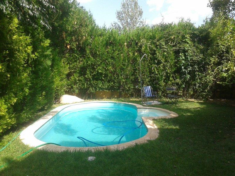Mi Casa en Espartinas, alquiler de vacaciones en Sanlúcar la Mayor