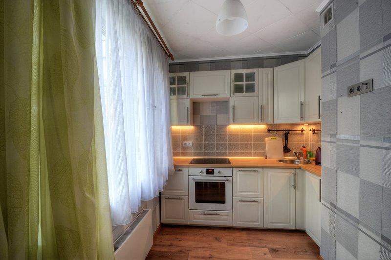 New Apartments at Bratislavskaya, alquiler vacacional en Zheleznodorozhny