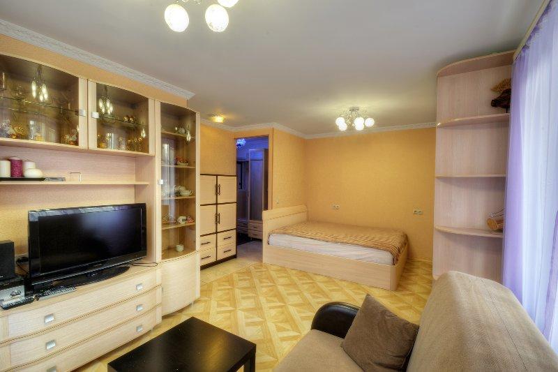New Evro Apartments at Bulvar Rokossovskogo, holiday rental in Monino