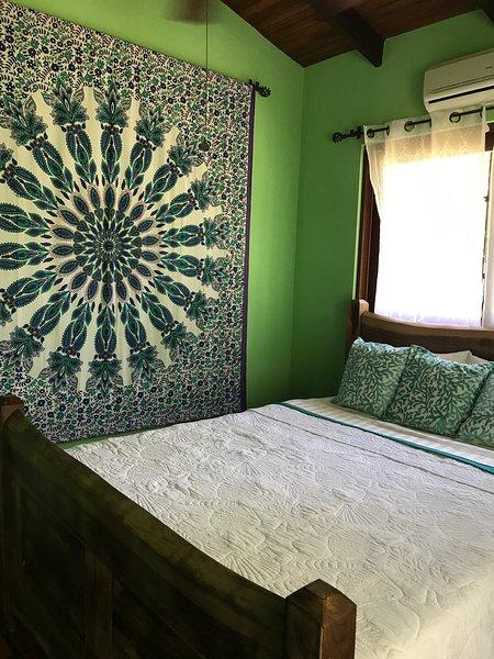 Dormitorio número uno