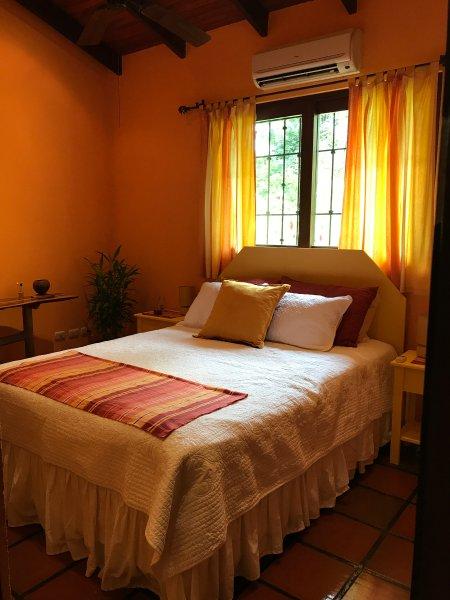 número de dormitorios y dos - cama