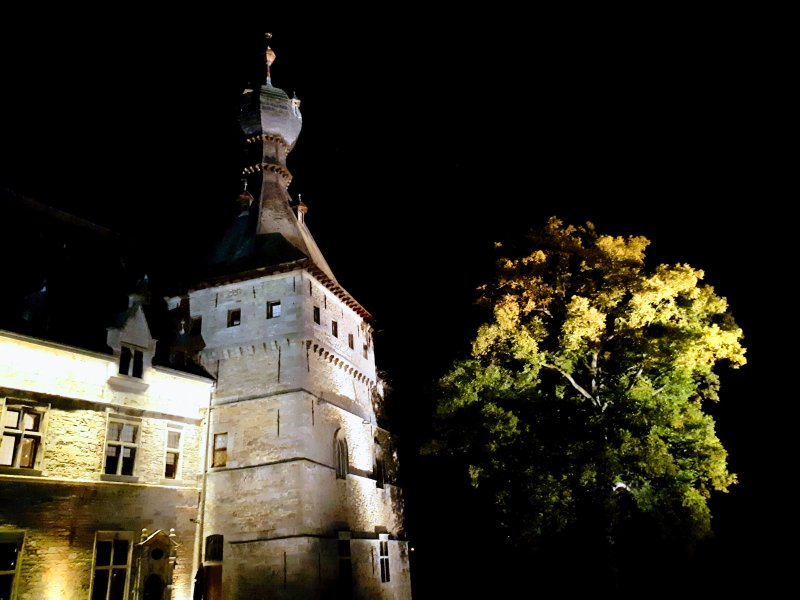 Chateau De Chimay to visit