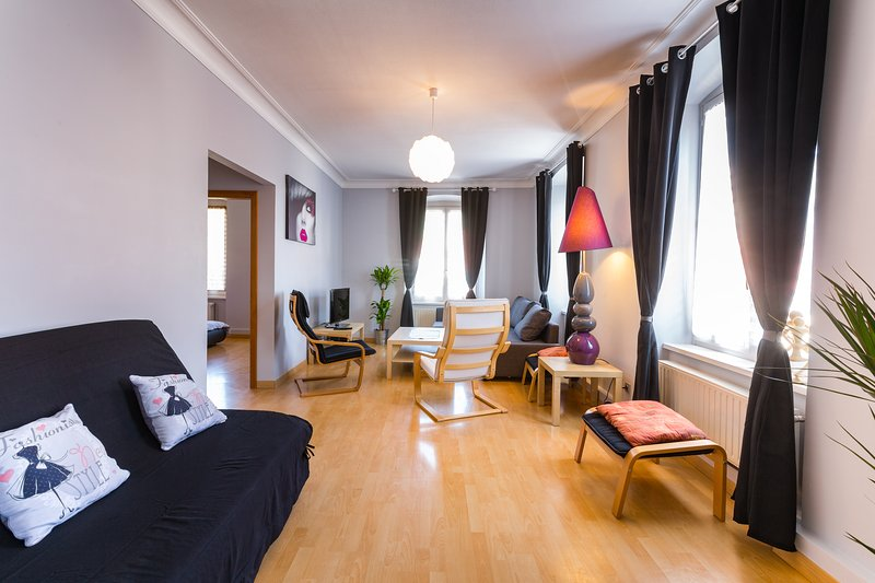 Grand appartement au coeur de Munster, location de vacances à Hohrod