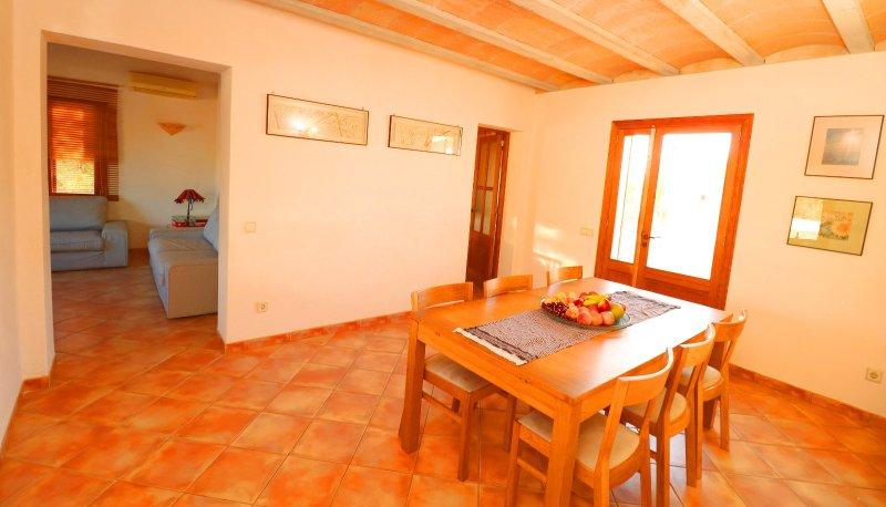 Sa Torreta, wifi free, private pool, vacation rental in Algaida