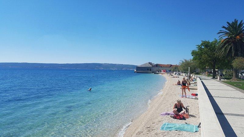 The nearest beach (50m)