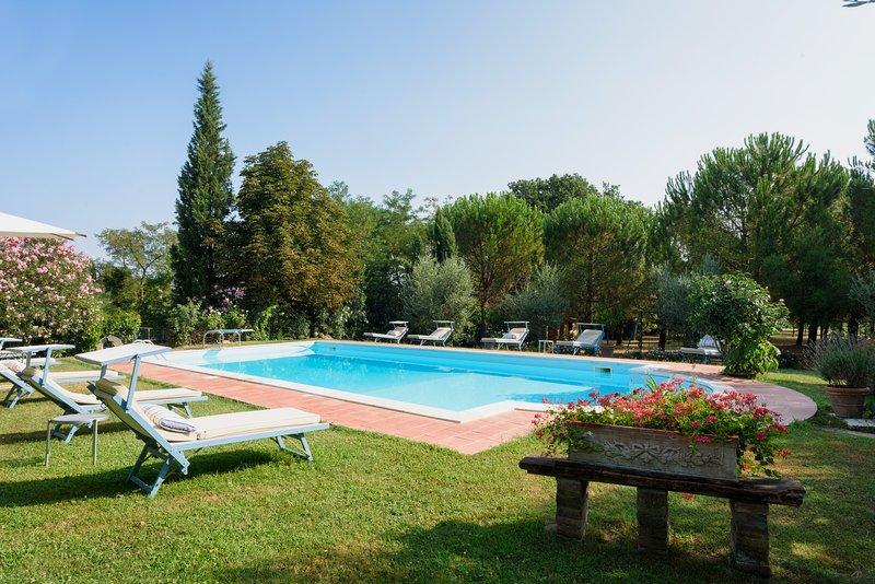 Tabaccaia - Villa Vignacce, casa vacanza a Bettolle
