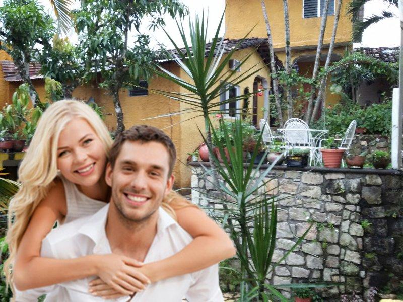 Casa Dona Elena B&B, alquiler de vacaciones en Copán
