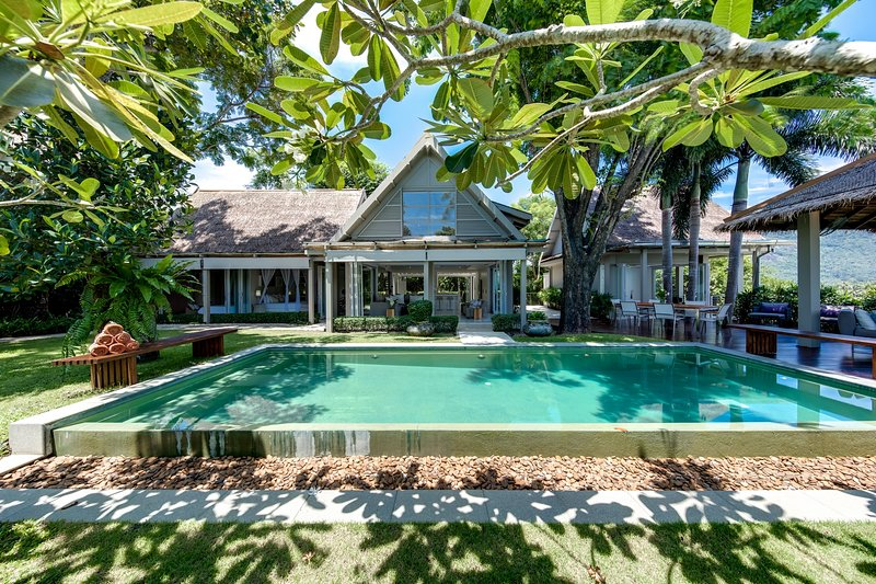 Villa 5, The Headland, Koh Samui, holiday rental in Taling Ngam