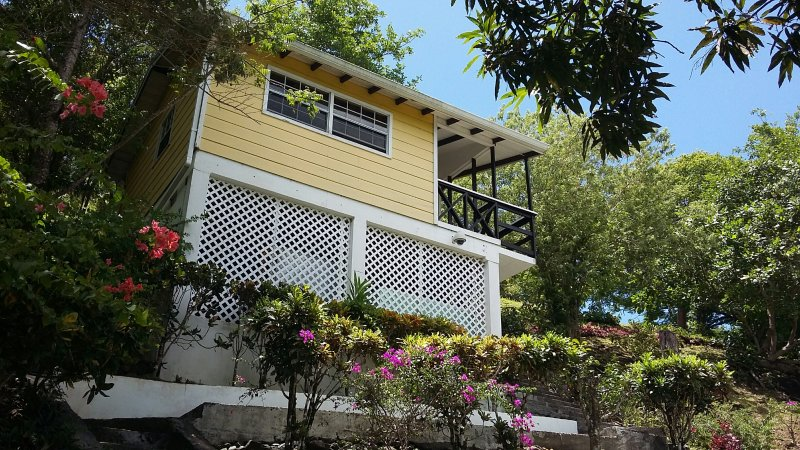 Pineapple House, holiday rental in Anse La Raye