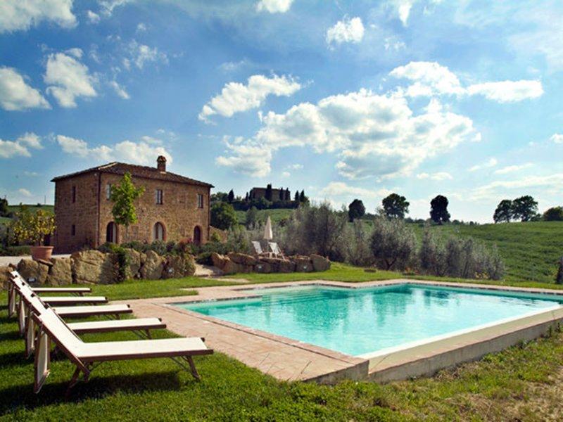 Villa Gaeta, holiday rental in Petroio
