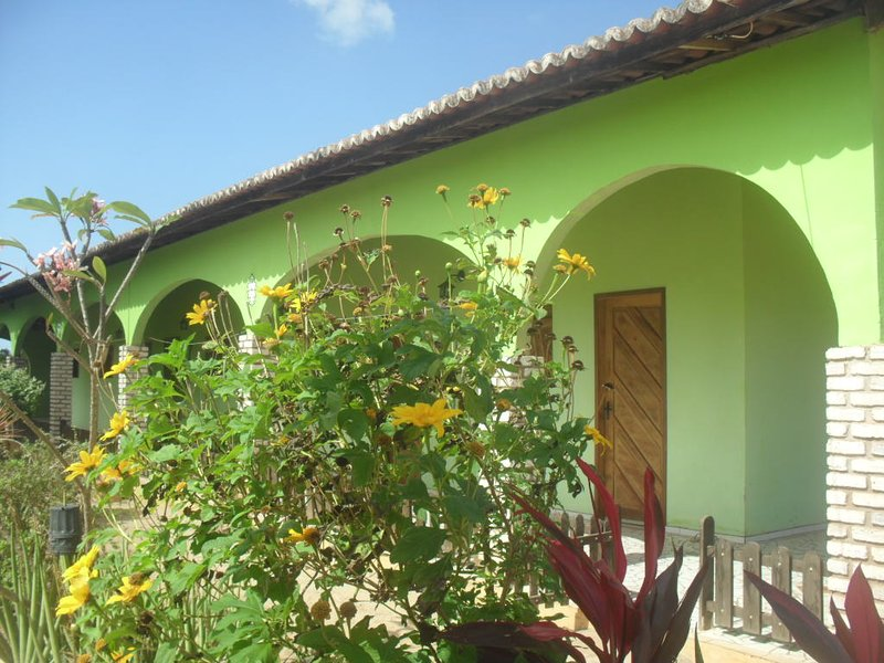 house for rent flanboyan, holiday rental in Sao Miguel do Gostoso