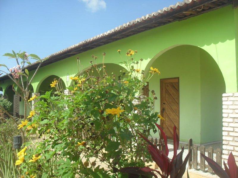 house for rent flanboyan, alquiler de vacaciones en Touros