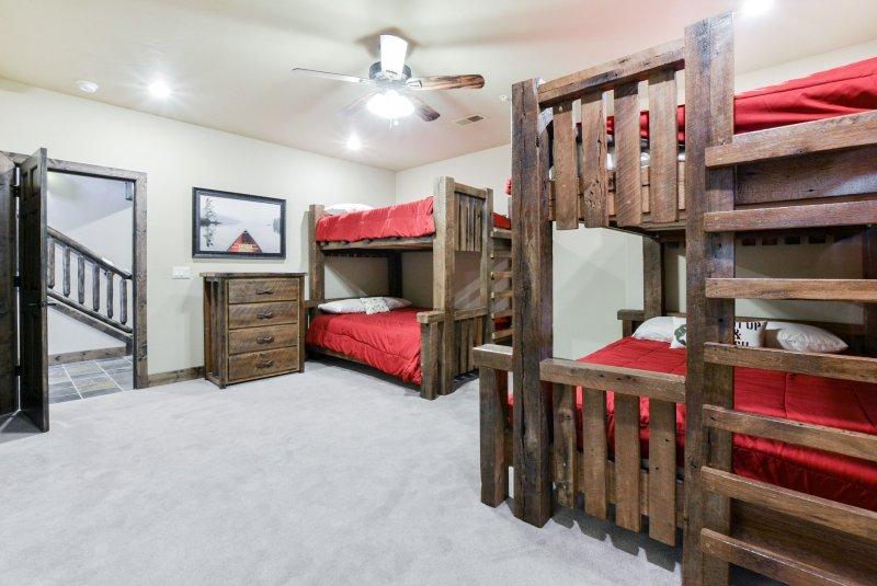 Bunk Room è enorme!